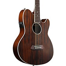 Ibanez TCY13E Talman Acoustic-Electric Guitar With Macassar Ebony Top