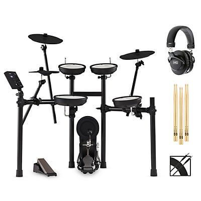 Roland TD-07KV V-Drums Electronic Drum Set Value Bundle