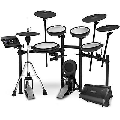 Roland TD-17KVX V-Drums Electronic Drum Set with Simmons DA2110 Drum Set Monitor