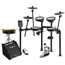 Roland TD-1DMK Electronic Drum Set with PM100 Speaker System Premium Bundle