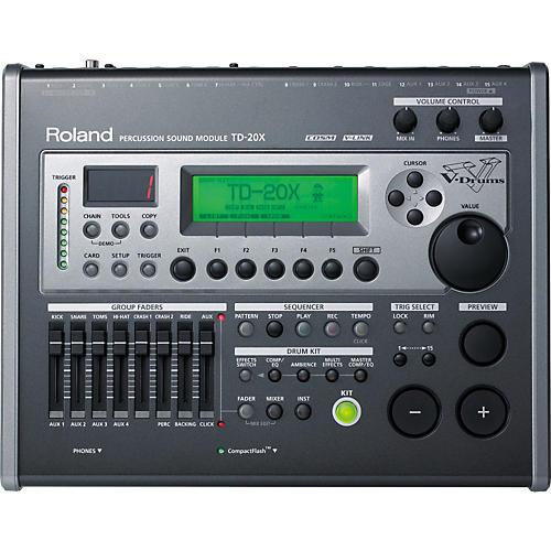 roland td 20x percussion sound module musician s friend rh musiciansfriend com roland td 15 manual roland td-12 service manual