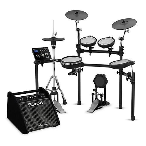 Roland TD-25K Electronic Drum Set with PM-100 V-Drum Speaker