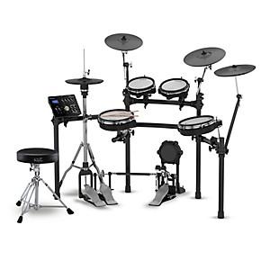 roland td 25kv electronic drum set starter bundle musician 39 s friend. Black Bedroom Furniture Sets. Home Design Ideas