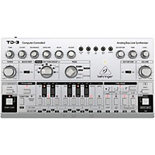 TD-3 Analog Bass Line Synthesizer Silver