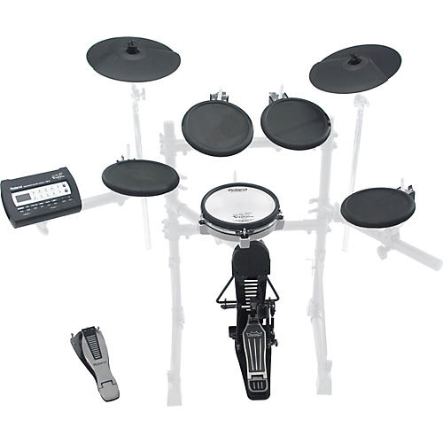 roland td 3 electronic drum module and pad set musician 39 s friend. Black Bedroom Furniture Sets. Home Design Ideas