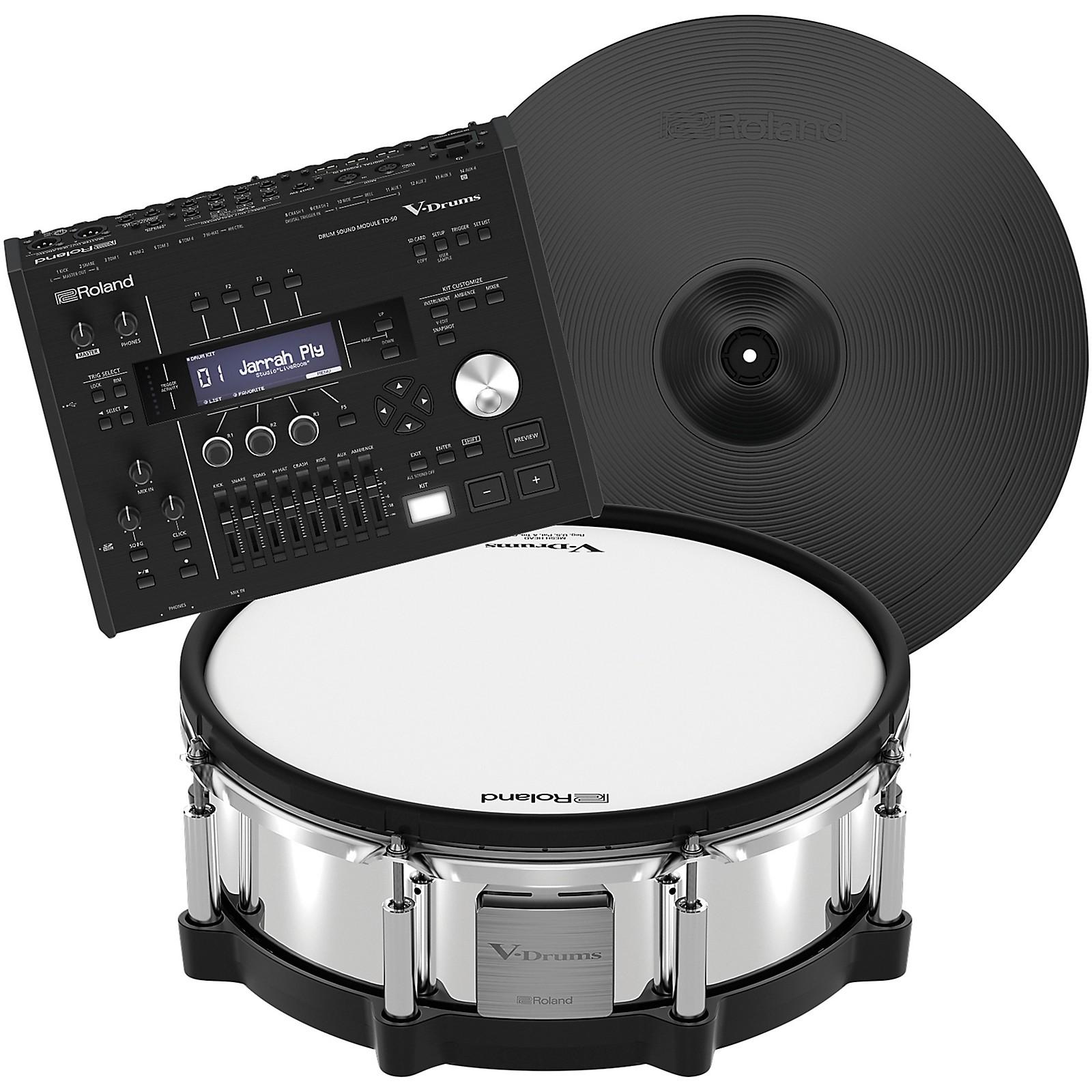 Roland TD-50 Digital Pack