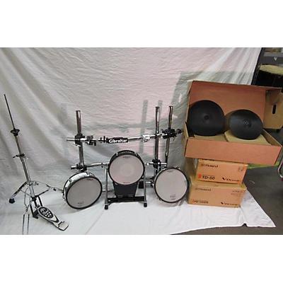 Roland TD-50 Electric Drum Set