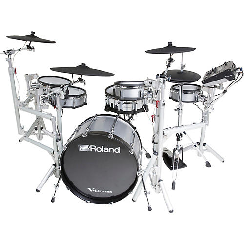 Roland TD-50KV-RM V-Drums Kit with Custom Wrap e0514f77c8
