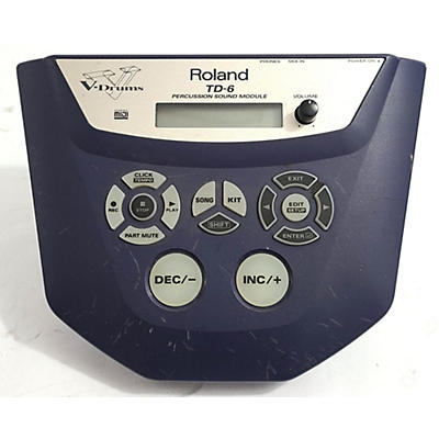 Roland TD6 Module Electric Drum Module