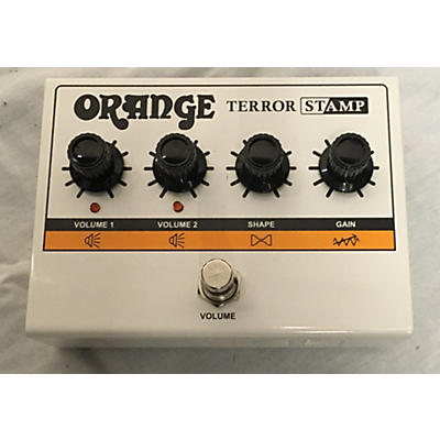 Orange Amplifiers TERROR STAMP Battery Powered Amp