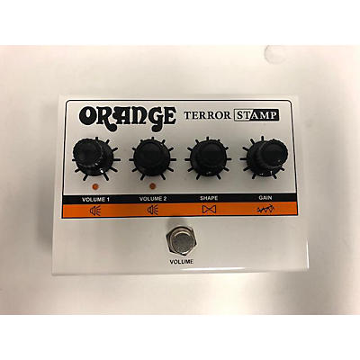 Orange Amplifiers TERROR STAMP Footswitch