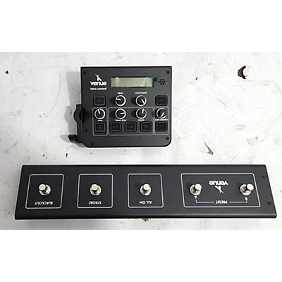 Venue TETRA CONTROL Lighting Controller