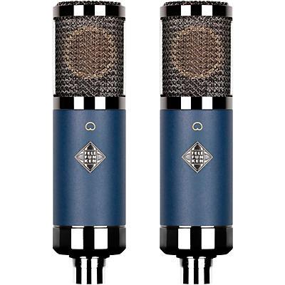 Telefunken TF11 FET Stereo Set Large Diaphragm Condenser Microphone
