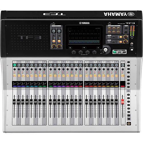 yamaha tf3 24 channel digital mixer musician 39 s friend. Black Bedroom Furniture Sets. Home Design Ideas