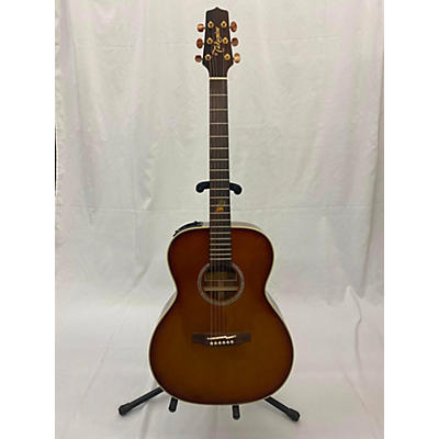 Takamine TF77PT Acoustic Electric Guitar