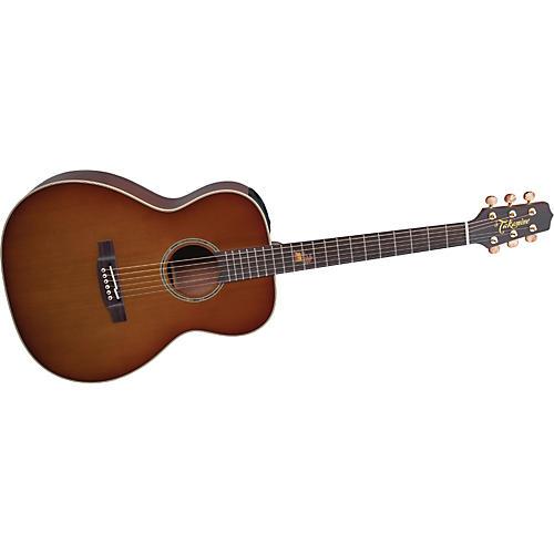 Takamine TF77PT OM Legacy Series Koa Acoustic-Electric Guitar Condition 2 - Blemished Light Burst 190839667687