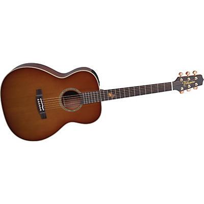 Takamine TF77PT OM Legacy Series Koa Acoustic-Electric Guitar