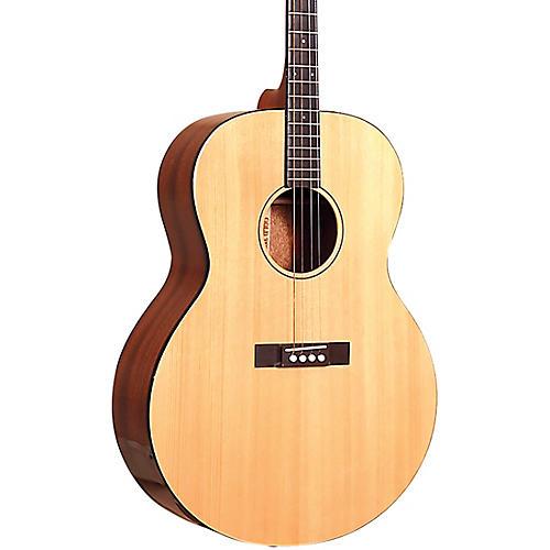 Gold Tone TG-18 Left-Handed Tenor Guitar with Vintage Design Natural