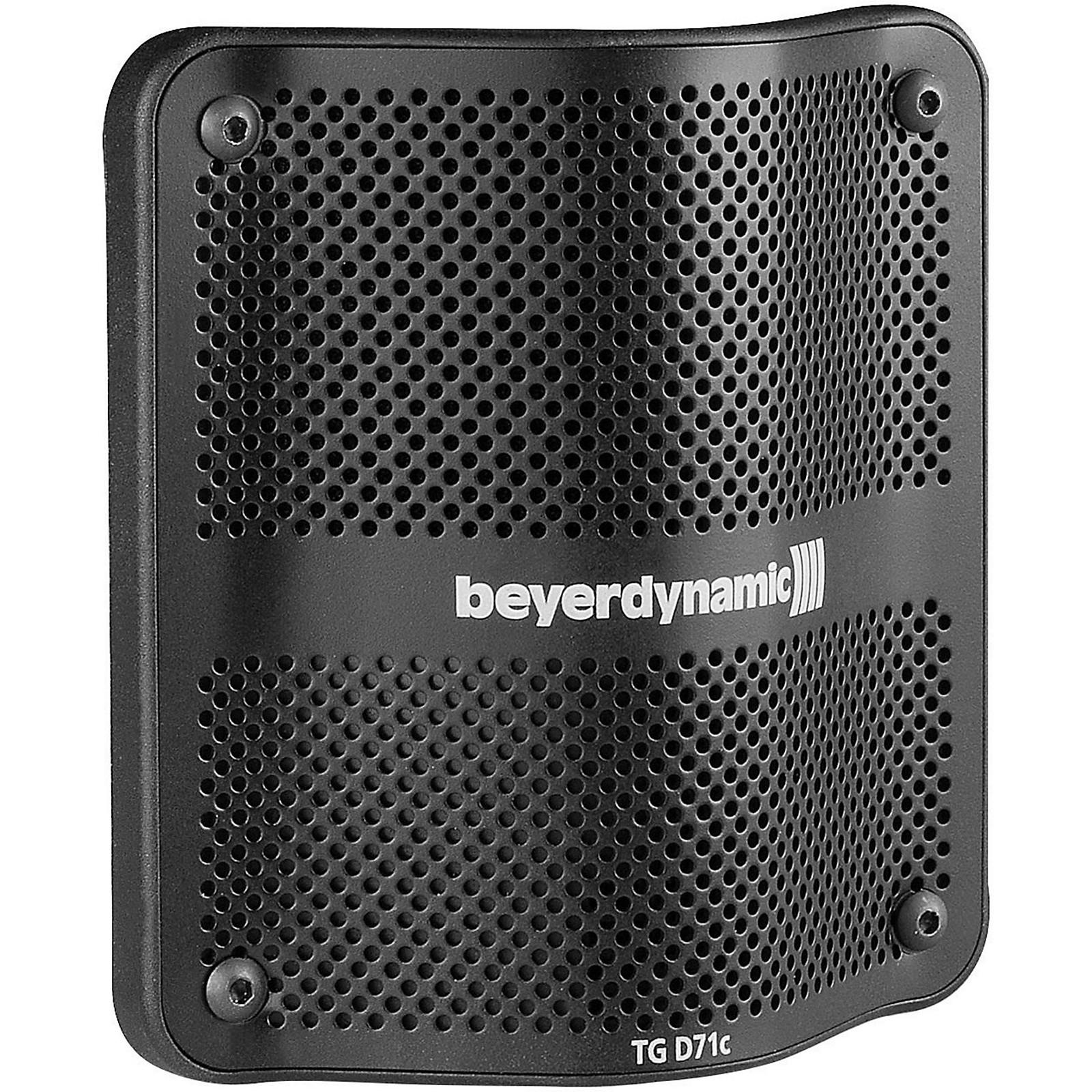 Beyerdynamic TG D71c Professional Kick Drum Microphone