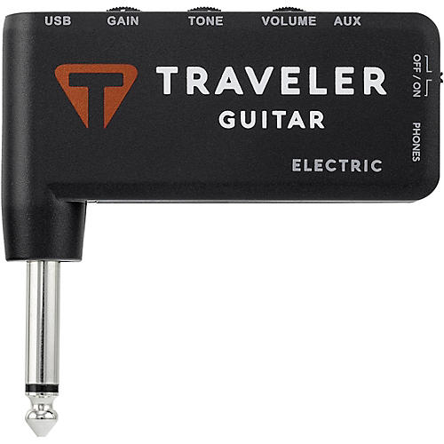 Traveler Guitar TGA-1E Electric Headphone Guitar Amp
