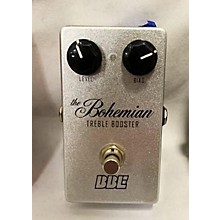 BBE THE BOHEMIAN TREBLE BOOSTER Effect Pedal