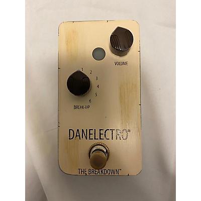 Danelectro THE BREAKDOWN Effect Pedal