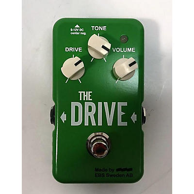 EBS THE DRIVE Effect Pedal