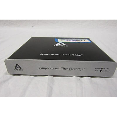Apogee THUNDERBRIDGE Audio Interface