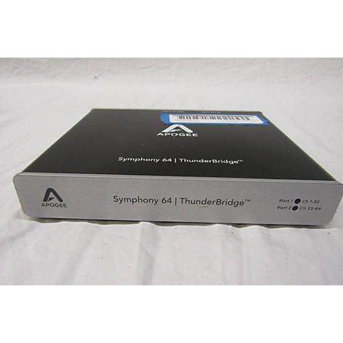 Apogee THUNDERBRIDGE Audio Interface