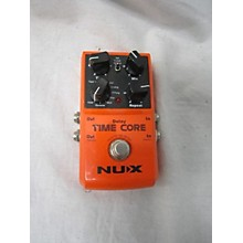 NUX TIME CORE Effect Pedal