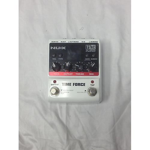 TIME FORCE Effect Pedal