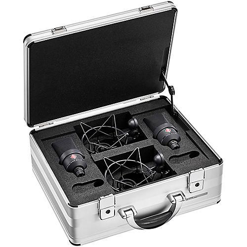 Neumann TLM 103 Anniversary Stereo Microphone Pair Matte Black