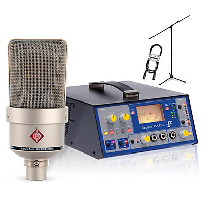 Neumann TLM 103 Nickel with Focusrite ISAOne Package