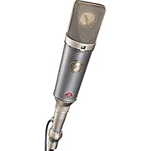Open Box Neumann TLM 67 Set Z Condenser Microphone Package