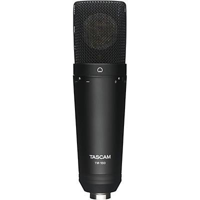 TASCAM TM-180 Large-Diaphragm Condenser Microphone