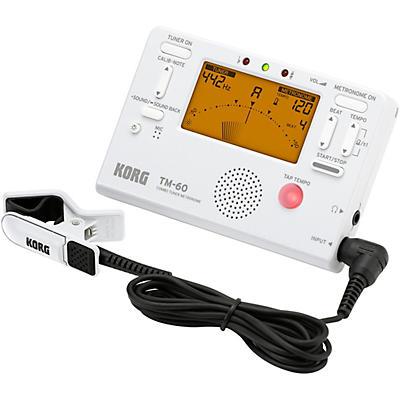 Korg TM-60 CM-200 Tuner/Metronome Combo