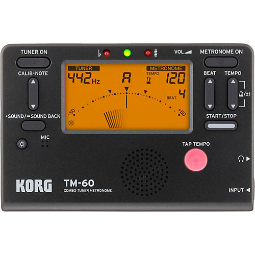 Korg TM-60 Tuner Metronome