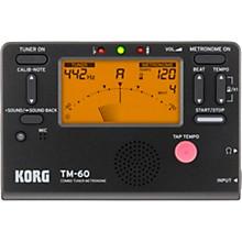 Open BoxKorg TM-60 Tuner Metronome