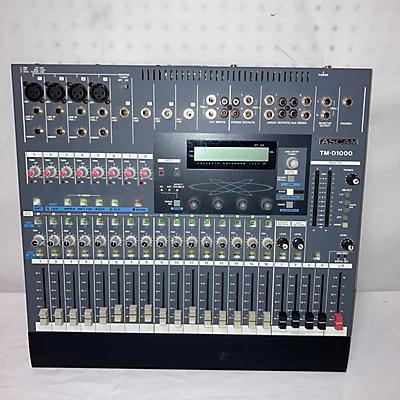TASCAM TMD1000 Unpowered Mixer