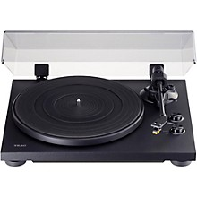 Open Box TEAC TN-200 Belt Drive Record Player with USB Output