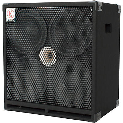 Eden TN410 600W 4x10 Bass Speaker Cab - 2019 Marshall NAMM Booth Collection