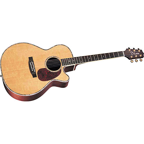 Takamine TNV460SC Acoustic-Electric Guitar with CTP-1 Cool Tube Preamp