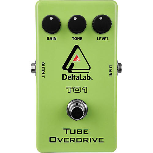 DeltaLab TO1 Tube Overdrive Guitar Effects Pedal