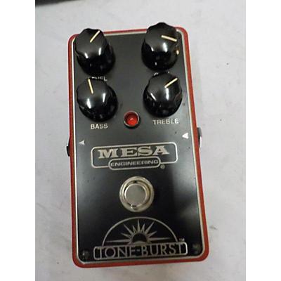 Mesa Boogie TONE-BURST Effect Pedal