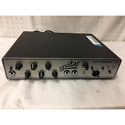 Aguilar TONE HAMMER 700 Bass Amp Head