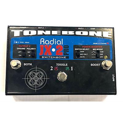Radial Engineering TONEBONE JX2 PRO Pedal