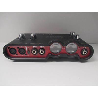 Line 6 TONEPORT UX2 Audio Interface