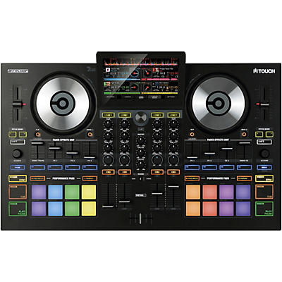 Reloop TOUCH VirtualDJ Controller with Touchscreen