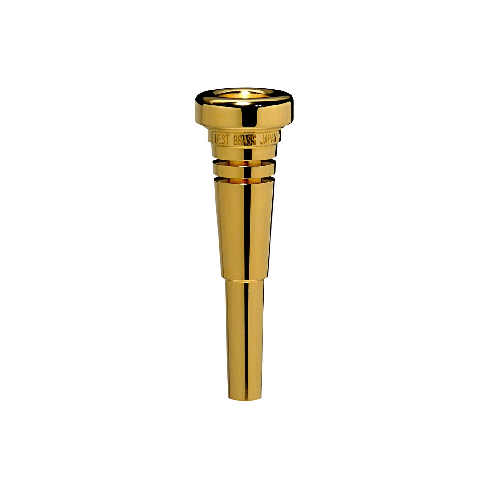 Best Brass TP-3X Groove Series Trumpet Mouthpiece