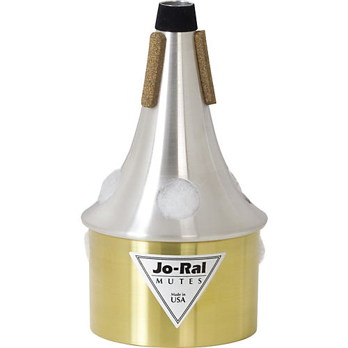 Jo-Ral TPT-4B Brass Bottom Trumpet Bucket Mute